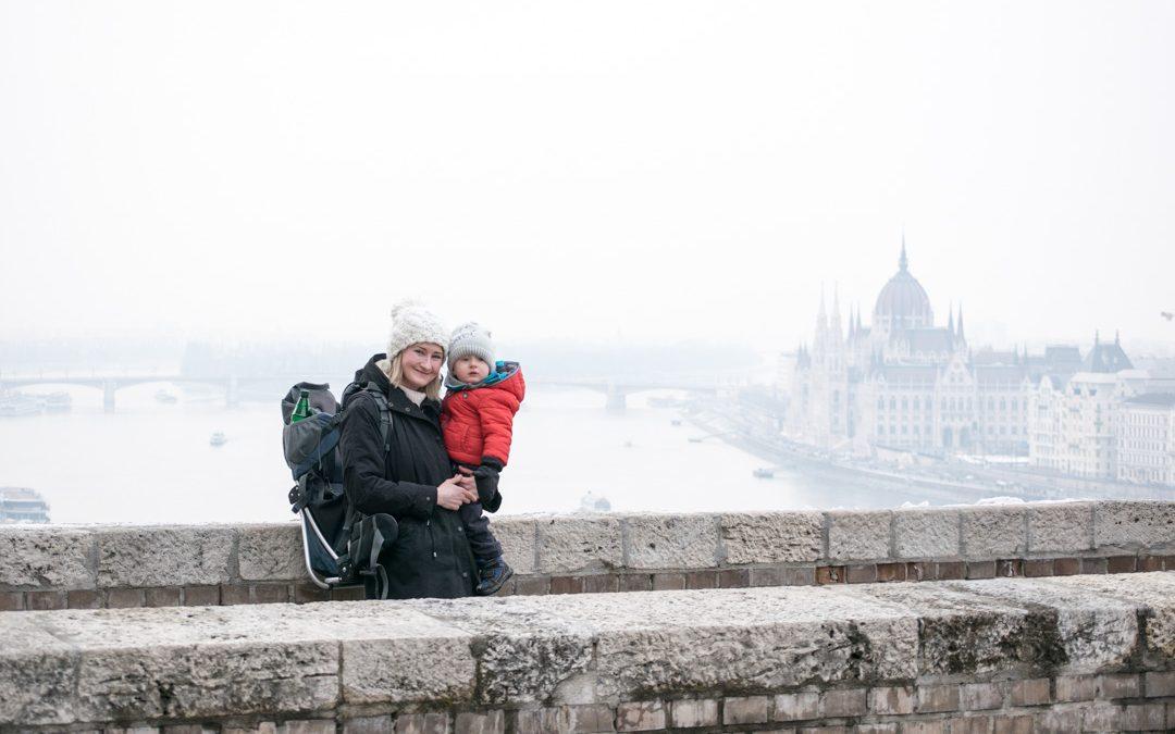 Budapešť ve videu