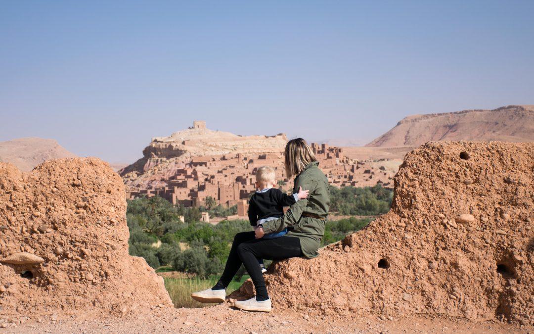 2. den v Maroku – Ouarzazate a Ait Ben Haddou
