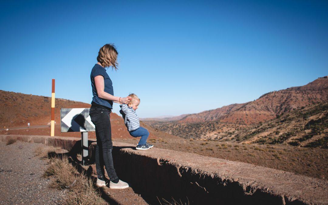 1. den v Maroku – Cesta do nitra Atlasu