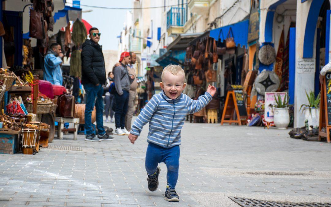 Naše cestování v Maroku ve Videu