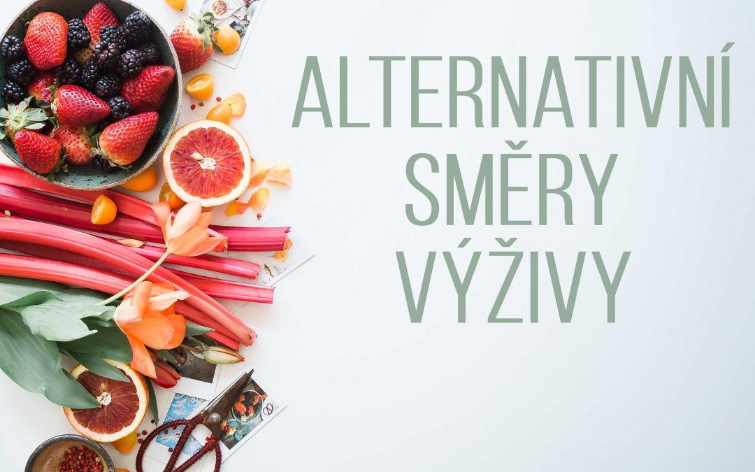 Vnímání alternativních diet